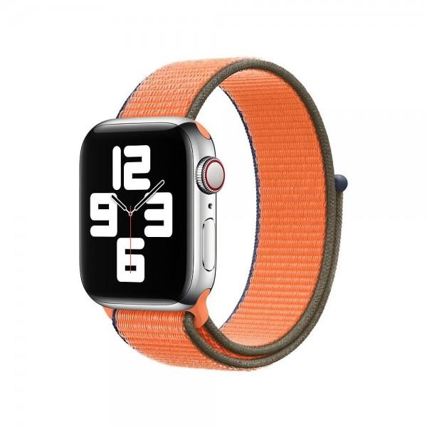 "Apple Sport Loop""Kumquat 40 mm"