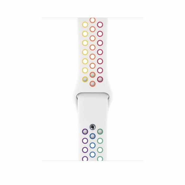 "Apple Watch Pride Edition Nike Sportarmband""44 mm"