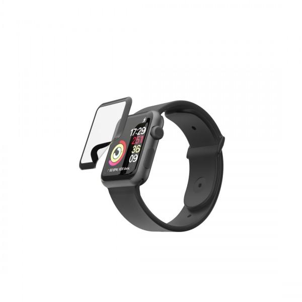 Hama Displayschutz Hiflex für Apple Watch 4/5/6/SE 44 mm
