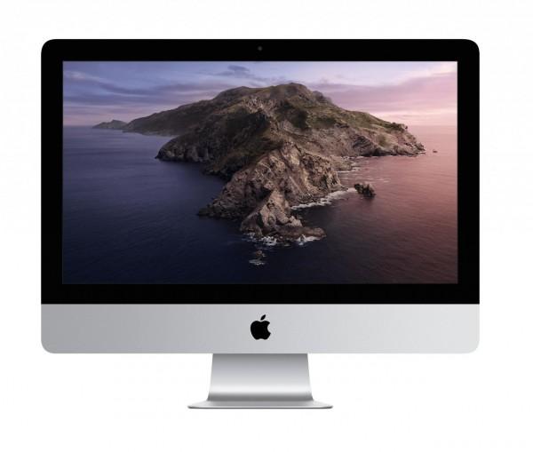 "Apple iMac 21.5"" (2020)""8GB 256GB SSD MagicKeyboard mit Ziffernblock - Deutsch"