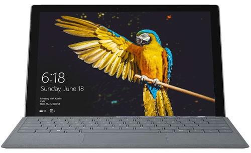 Microsoft Surface Pro 5, 128 GB, 8 GB RAM