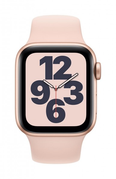 "Apple Watch SE Aluminium Gold""40 mm GPS + Cellular"