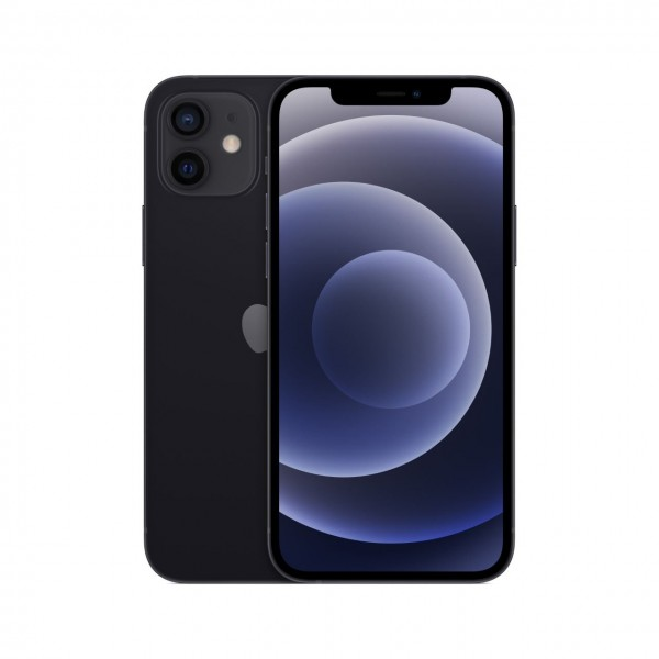 "Apple iPhone 12""Schwarz 64 GB"