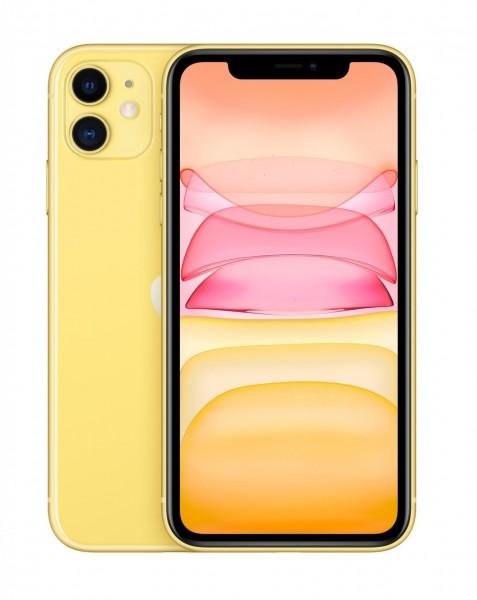 """Apple iPhone 11""""Gelb 64 GB"""