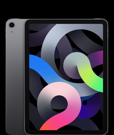 """Apple iPad Air (4. Generation)""""Space Grau 256 GB Wi-Fi + Cellular"""