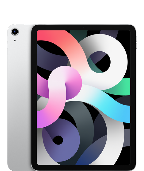 "Apple iPad Air (4. Generation)""Silber 64 GB Wi-Fi + Cellular"