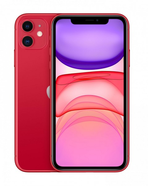 """Apple iPhone 11""""(PRODUCT)RED 64 GB"""