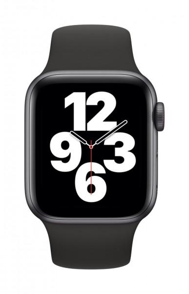 "Apple Watch SE Aluminium Space Grau""40 mm GPS + Cellular"