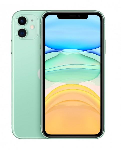 """Apple iPhone 11""""Grün 256 GB"""