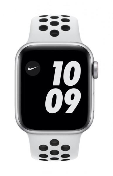 "Apple Watch Nike SE Aluminium Silber""40 mm GPS + Cellular"