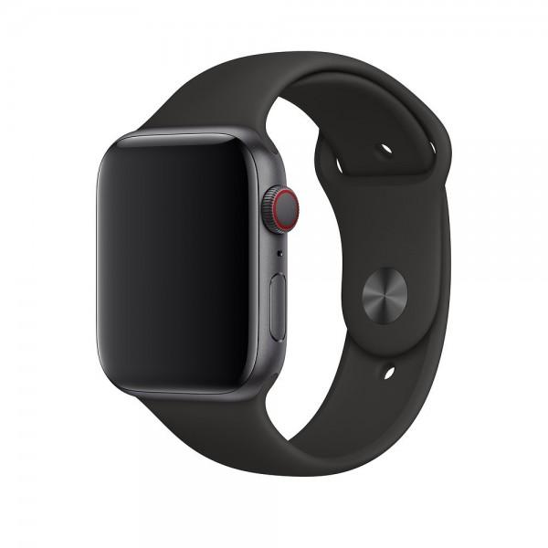 "Apple Sportarmband""Schwarz 42/44 mm"