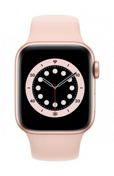 "Apple Watch Series 6 Aluminium Gold""40 mm GPS"