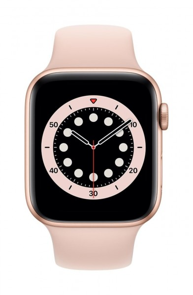 "Apple Watch Series 6 Aluminium Gold""44 mm GPS"