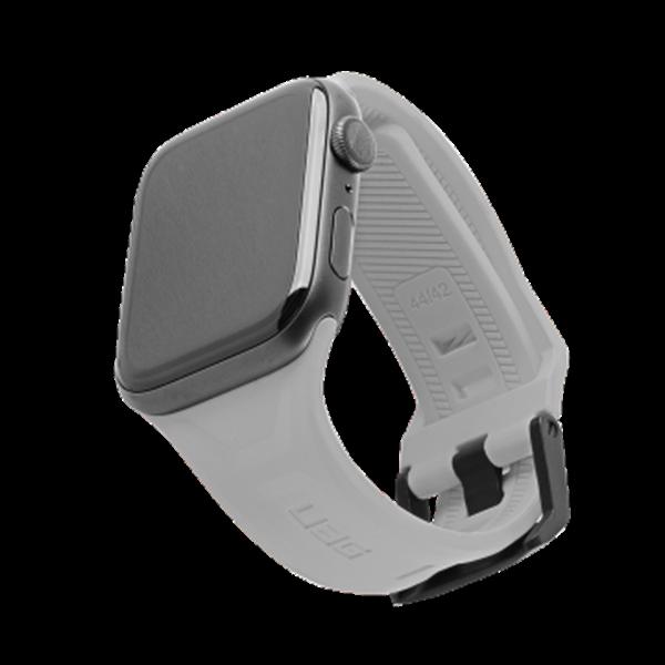"UAG Urban Armor Gear Scout Silikon Armband""Silber"