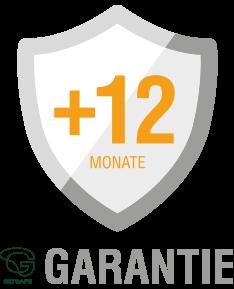 + 12 Monate Garantieverlängerung 2000 inkl. 19% VersStG