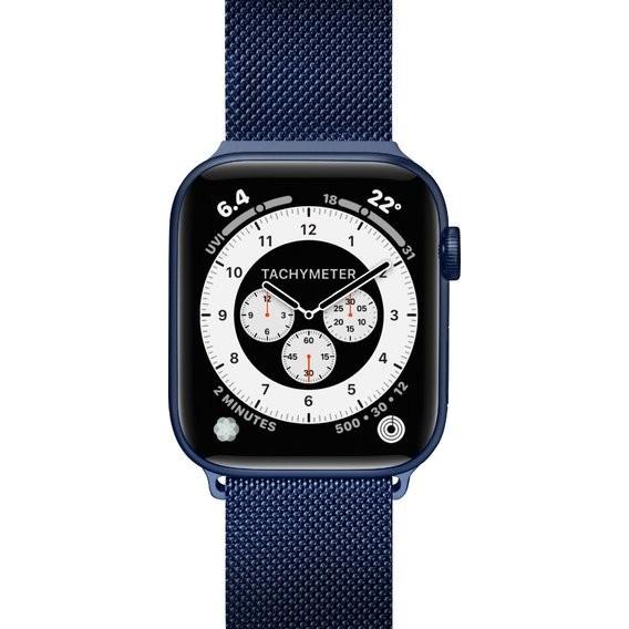"""LAUT Steel Loop Watch Strap""""Blau 42/44 mm"""