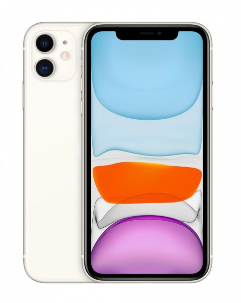 "Apple iPhone 11""Weiß 128 GB"