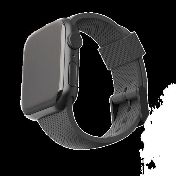 "UAG Urban Armor Gear [U] Dot Silikon Armband""Schwarz"