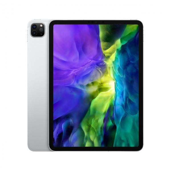 "Apple iPad Pro 11"" (2. Generation)""Silber 128 GB Wi-Fi + Cellular"