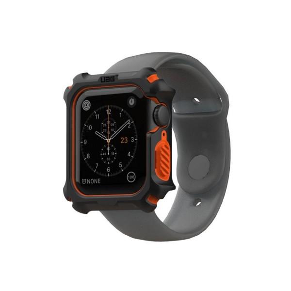 "UAG Urban Armor Gear Case""Schwarz/Orange"