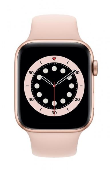 "Apple Watch Series 6 Aluminium Gold""40 mm GPS + Cellular"