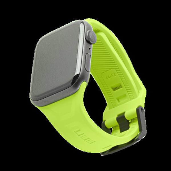 """UAG Urban Armor Gear Scout Silikon Armband""""Neongrün"""