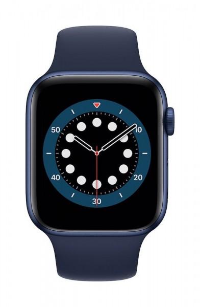 "Apple Watch Series 6 Aluminium Blau""40 mm GPS"