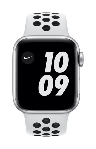 "Apple Watch Nike SE Aluminium Silber""40 mm GPS"