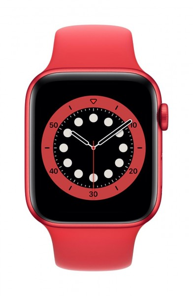 "Apple Watch Series 6 Aluminium PRODUCT(RED)""44 mm GPS + Cellular"
