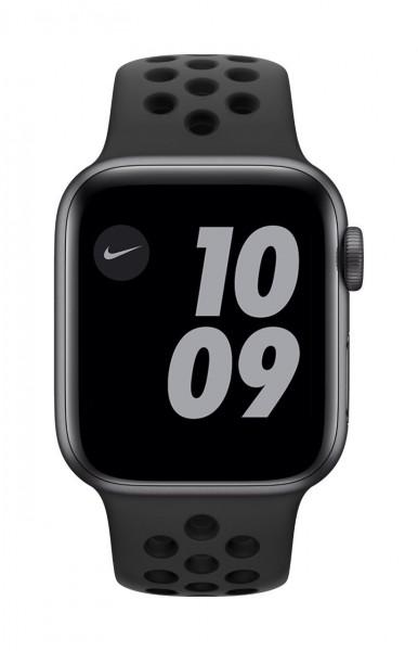 "Apple Watch Nike Series 6 Aluminium Space Grau""40 mm GPS"