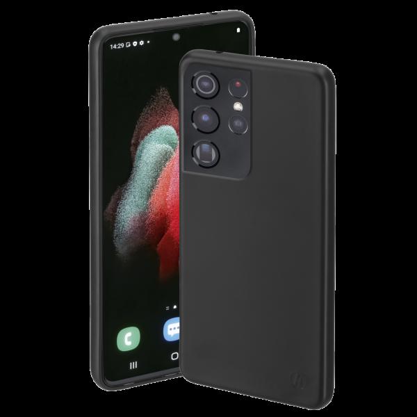 Hama Cover Finest Feel für Samsung Galaxy S21 Ultra