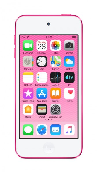 """Apple iPod Touch 7G""""Pink 128GB"""