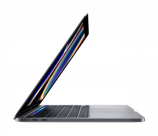 "Apple MacBook Pro 13"", Space Grau (2020)""2,3GHz Quad-Core Intel Core i7 (10. Gen.) 16GB 1TB SSD Deut"