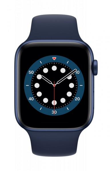 "Apple Watch Series 6 Aluminium Blau""44 mm GPS"