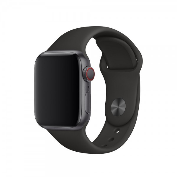 "Apple Sportarmband""Schwarz 38/40 mm"