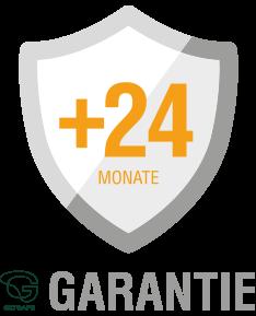 + 24 Monate Garantieverlängerung 2000 inkl. 19% VersStG