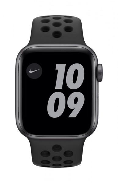 "Apple Watch Nike SE Aluminium Space Grau""40 mm GPS"