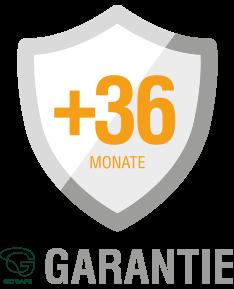 + 36 Monate Garantieverlängerung 2000 inkl. 19% VersStG