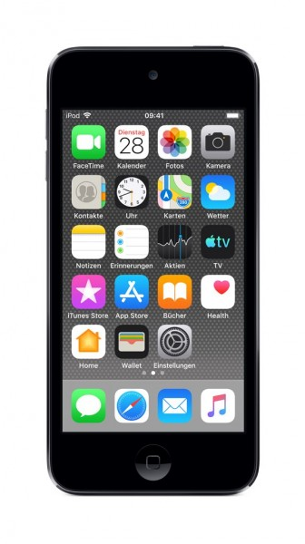 "Apple iPod Touch 7G""Space Grau 128GB"