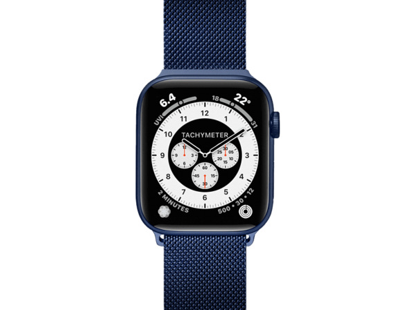 """LAUT Steel Loop Watch Strap""""Blau 38/40 mm"""