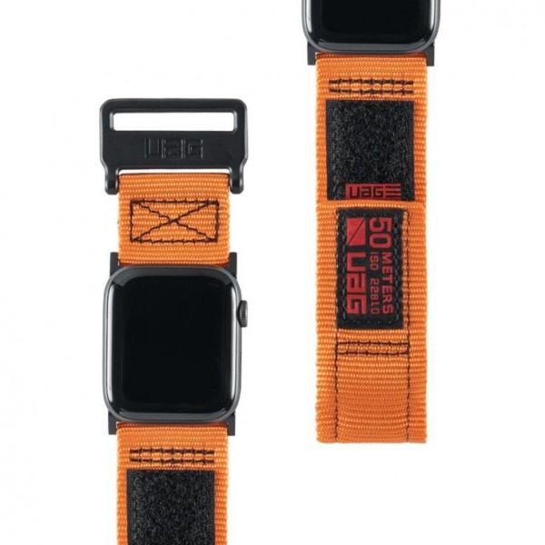 "UAG Urban Armor Gear Active Nylon Armband""Orange"