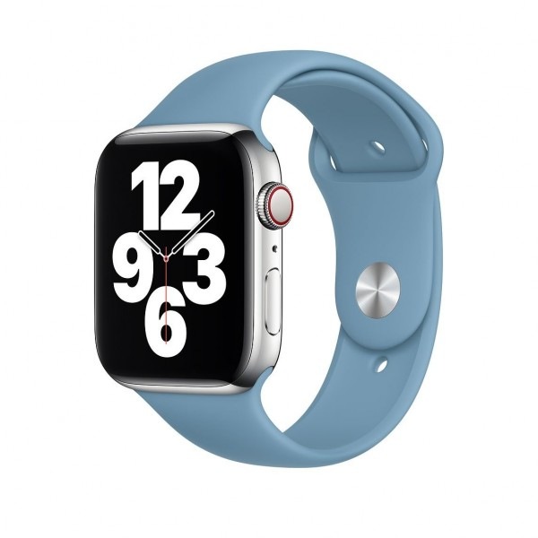 "Apple Sportarmband""Nordischblau 42/44 mm"