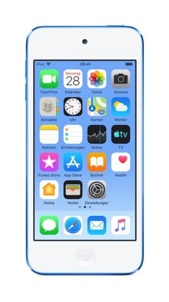 """Apple iPod Touch 7G""""Blau 128GB"""