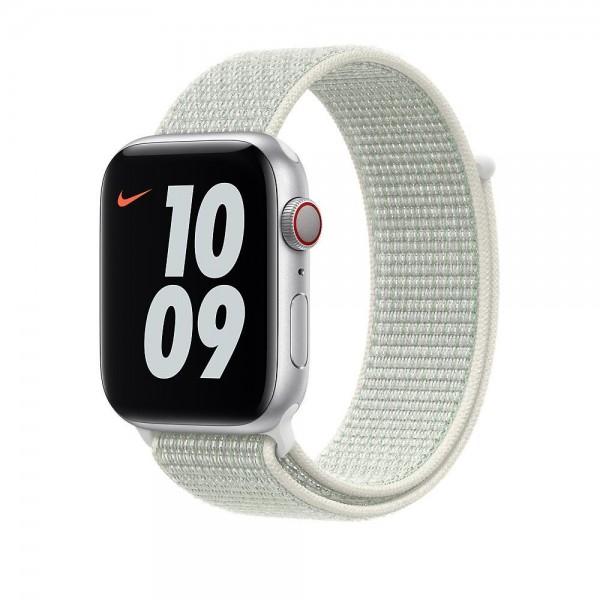 """Apple Nike Sport Loop""""Spruce Aura 44 mm"""