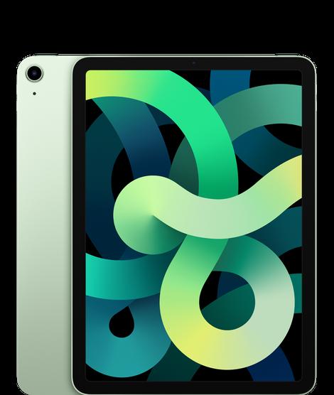 "Apple iPad Air (4. Generation)""Grün 64 GB Wi-Fi + Cellular"