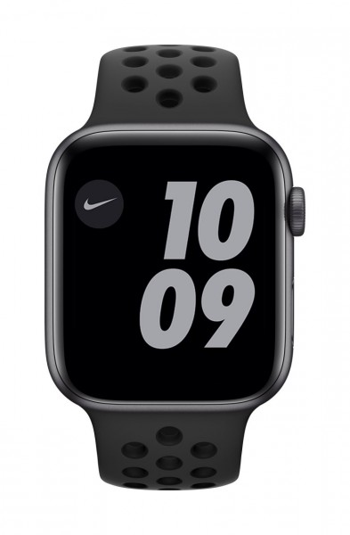 "Apple Watch Nike Series 6 Aluminium Space Grau""44 mm GPS"