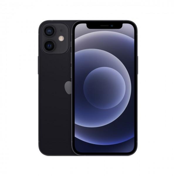 "Apple iPhone 12 mini""Schwarz 64 GB"