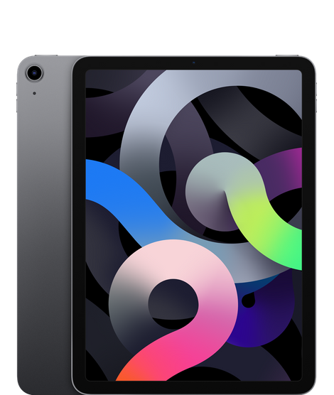 """Apple iPad Air (4. Generation)""""Space Grau 64 GB Wi-Fi + Cellular"""