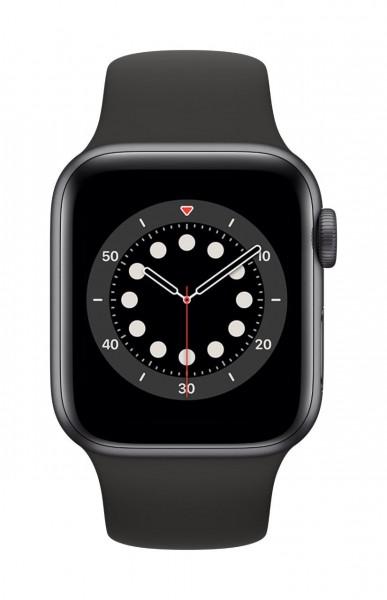 "Apple Watch Series 6 Aluminium Space Grau""40 mm GPS"