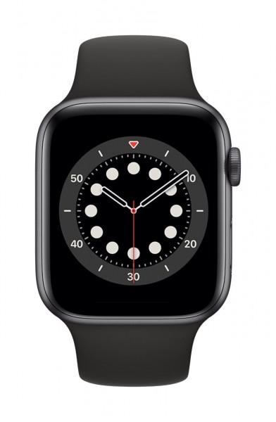"Apple Watch Series 6 Aluminium Space Grau""44 mm GPS"